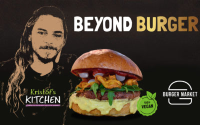 Beyond Burger | Kristóf's Kitchen×Burger Market